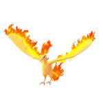 come catturare Moltres in Pokemon Let's Go