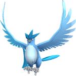 come catturare Articuno in Pokemon Let's Go