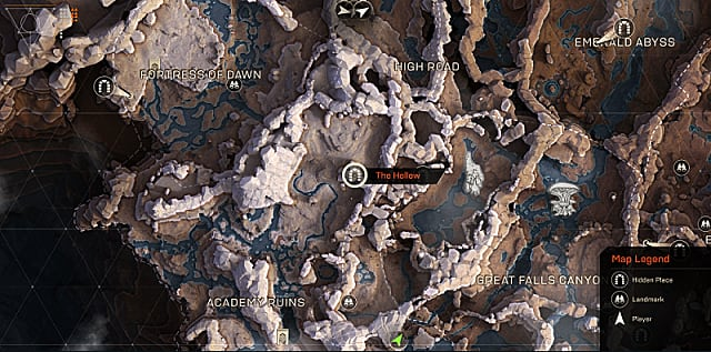 anthem freeplay map