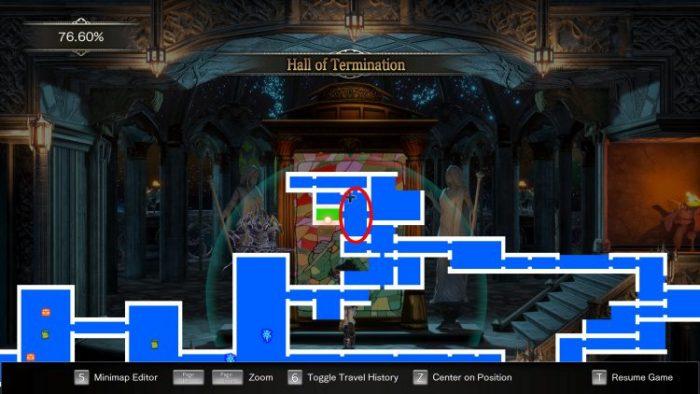 Bloodstained: Ritual of the Night - Dónde encontrar el nivel oculto de 8 bits