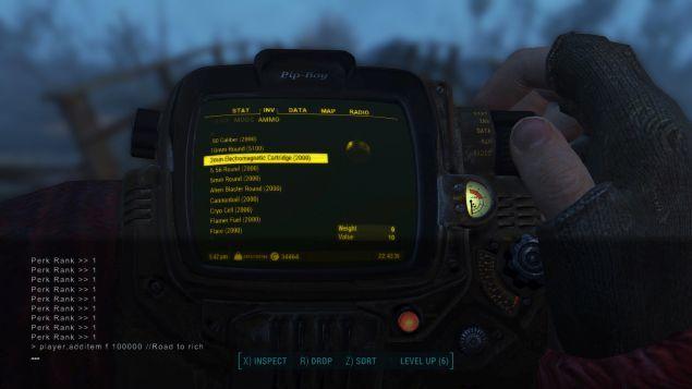fallout-4-mod-no-senza-munizioni